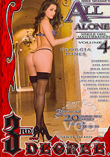 All Alone 4 (Disc 1) Box Cover