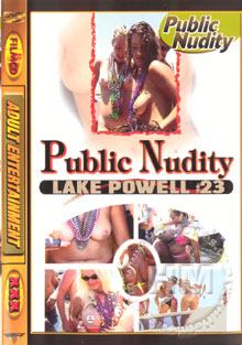 Public Nudity - Lake Powell #23 Box Cover