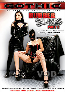 Rubber Slaves 2 Box Cover