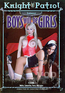 Boys Will Be Girls Box Cover