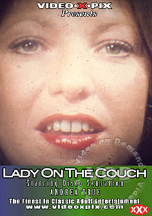 Lady On The Couch Box Cover