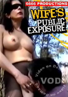Wife Public Exposure Box Cover