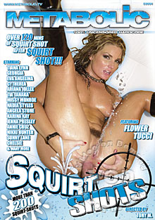 Squirt Shots Box Cover