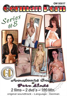 German Porn Series #8 - Amateurs Only Box Cover