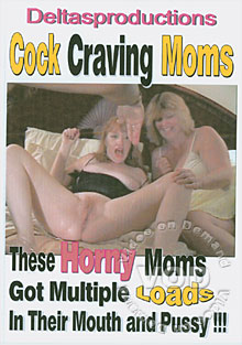 Cock Craving Moms Box Cover