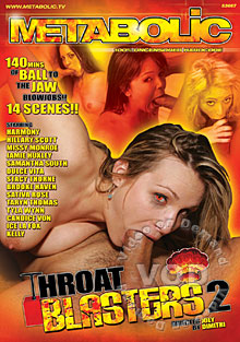 Throat Blasters 2 Box Cover