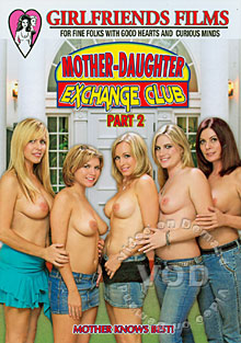 Mother-Daughter Exchange Club Part 2 Box Cover