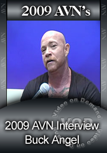 2009 AVN Interview - Buck Angel Box Cover