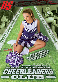 The Naughty Cheerleaders Club Volume 1 Box Cover
