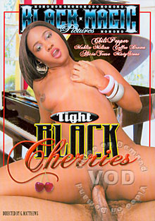 Tight Black Cherries Box Cover