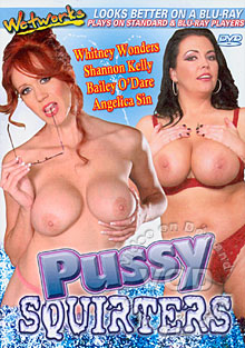 Pussy Squirters Box Cover