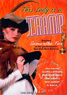 This Lady Is A Tramp Box Cover