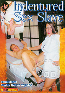 Indentured Sex Slave Box Cover