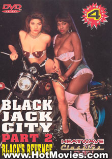 Black Jack City 2 - Black's Revenge Box Cover