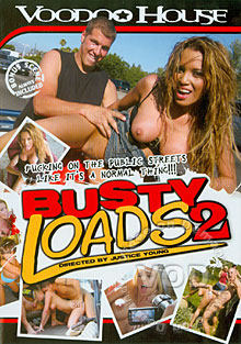 Busty Loads 2 Box Cover