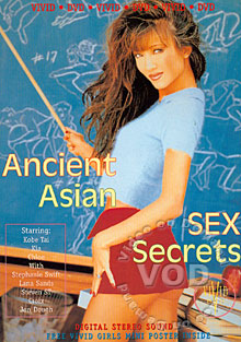 Ancient Asian Sex Secrets Box Cover