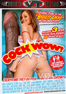 Cock Wow! Box Cover
