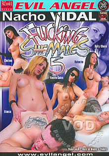 Fucking She-Males 5 Box Cover