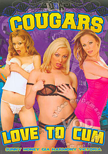 Cougars Love To Cum Box Cover