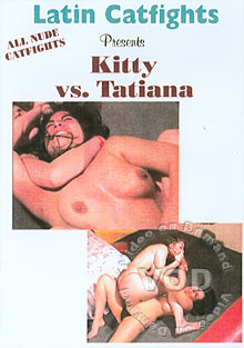 LC-86: Latin Catfights Presents: Kitty Vs. Tatiana Box Cover