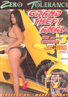 Grand Theft Anal 3 - Ass Chasers Box Cover