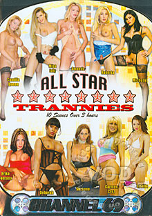 All Star Trannies Box Cover