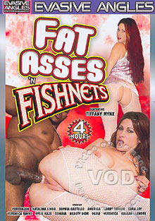 Fat Asses 'N Fishnets Box Cover