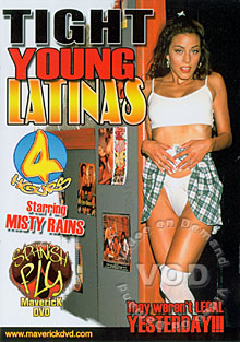 Tight Young Latinas Box Cover