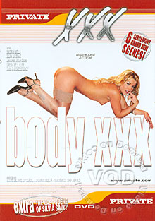 Private XXX 16 - Body XXX Box Cover