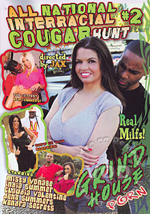 All National Interracial Cougar Hunt 2 Box Cover