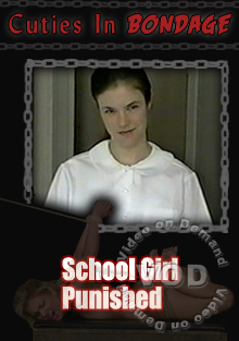 School Girl Punished Box Cover