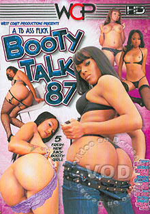Booty Talk 87 Box Cover