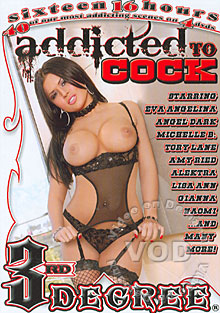 Addicted To Cock (Disc 4) Box Cover