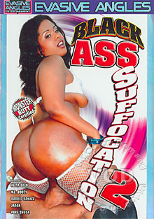 Black Ass Suffocation 2 Box Cover