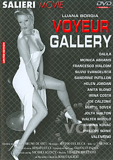 Voyeur Gallery Box Cover