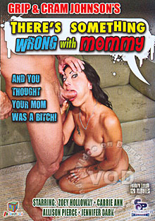 There's Something Wrong With Mommy Box Cover