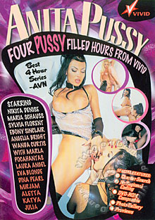 Anita Pussy Box Cover