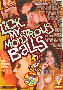 Lick My Monstrous Balls Box Cover