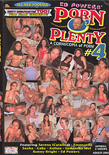 Porn O' Plenty #4 Box Cover