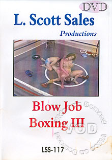 LSS-117: Blow Job-Boxing III Box Cover
