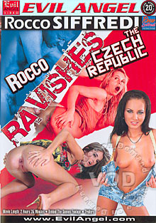 Rocco Ravishes The Czech Republic Box Cover