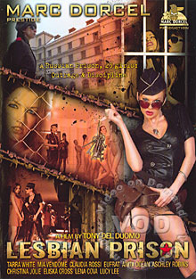 Lesbian Prison (English) Box Cover