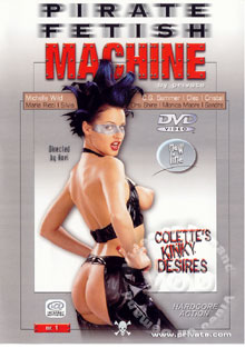 Colette's Kinky Desires Box Cover