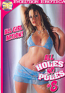All Holes No Poles #8 Box Cover
