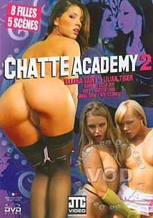 Chatte Academy 2 Box Cover