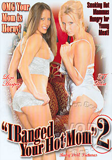 I Banged Your Hot Mom 2 Box Cover