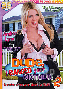 Dude, I Banged Your Mother! 2 Box Cover