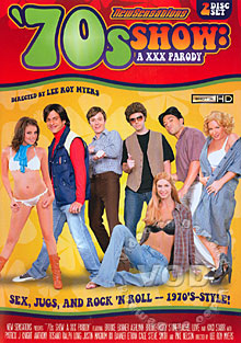'70s Show: A XXX Parody (Disc 1) Box Cover