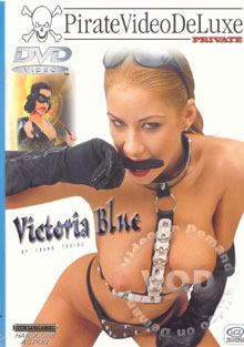 Victoria Blue Box Cover