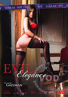 Evil Elegance Box Cover